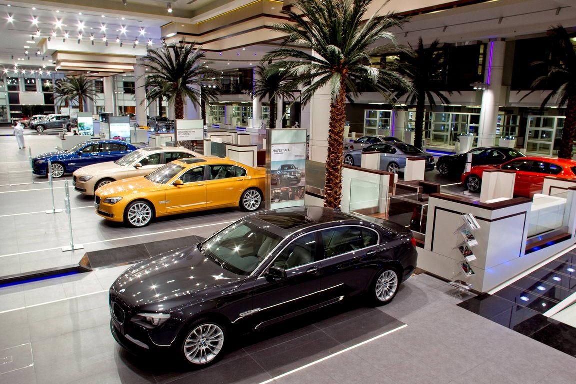 купить эксклюзивный автомобиль в москве установка